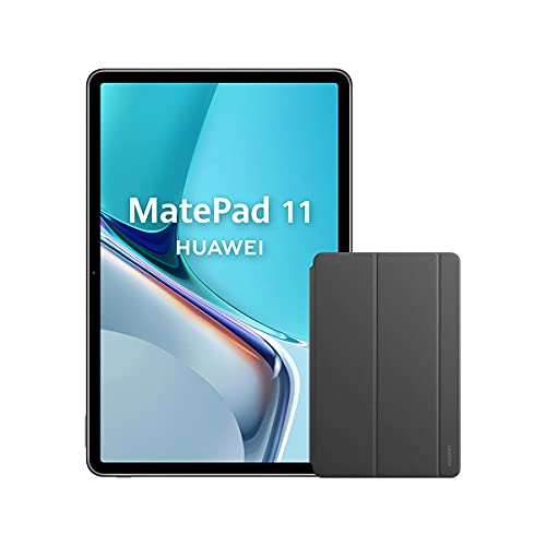 HUAWEI MatePad 11 + Funda HUAWEI Folio Cover - Pantalla 11' resolución 2.5K FullView...