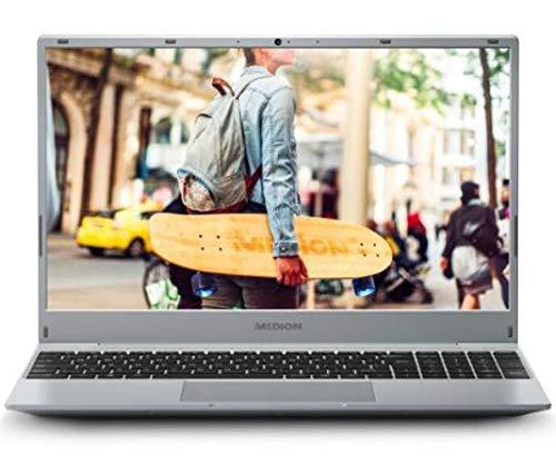 Medion Akoya E15301 MD62020 Plata Portátil 15.6' FullHD Ryzen 5 3500U 256GB SSD 8GB...