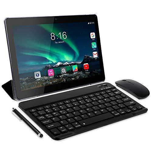 Tablet 10 Pulgadas 8 Core - TOSCIDO Android 10.0 Certificado por Google GMS 4G LTE...
