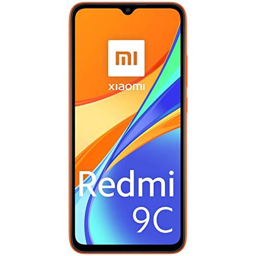 Xiaomi Redmi 9C Smartphone 3GB 64GB 6.53' HD+ Dot Drop display 5000mAh (typ)...