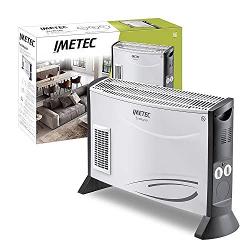Imetec Eco Rapid TH1-100, Convector, 2000 W, 4 Niveles de Temperatura, Tecnología...