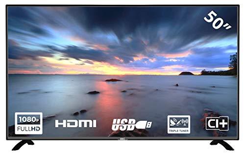 HKC 50F2 TV 50 Pulgadas Full-HD TV Triple Tuner (DVB-T/T2/S/S2/C)