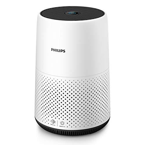 Philips Ac0820/10 Purificador De Aire Para Hogar, Elimina Hasta 99.5% De Los...