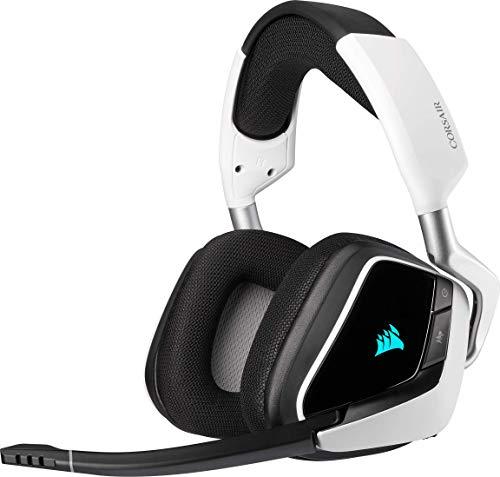 Corsair Void Elite RGB Wireless Auriculares para Juegos (7.1 Sonido Envolvente,...