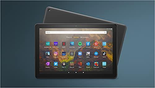 Te presentamos el tablet Fire HD 10   10,1' (25,6 cm), Full HD 1080p, 32 GB, color...