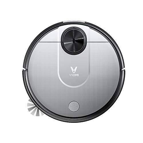 Xiaomi Vacuum Cleaner Robot Viomi V2 Pro, WiFi/App Auto-Recarga 2100Pa aspiración,...