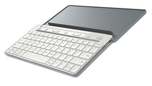 Microsoft P2Z-00036 Bluetooth QWERTZ Alemán Gris teclado para móvil - Teclados para...