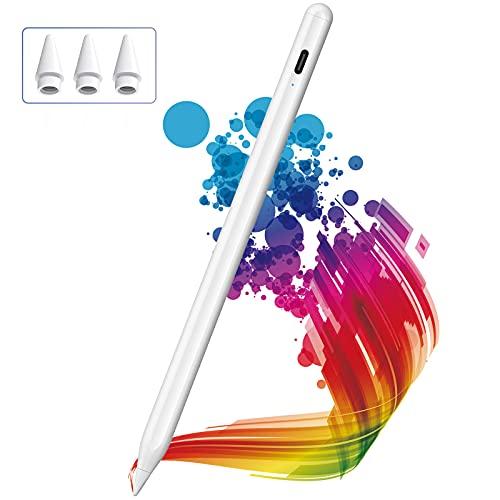 Lápiz para iPad 2018-2021, KINGONE Stylus Pen con Rechazo de Palma, iPad...
