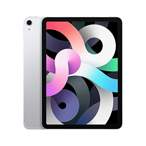 2020 Apple iPadAir (de 10,9Pulgadas, con Wi-Fi + Cellular y 64GB) - Plata...
