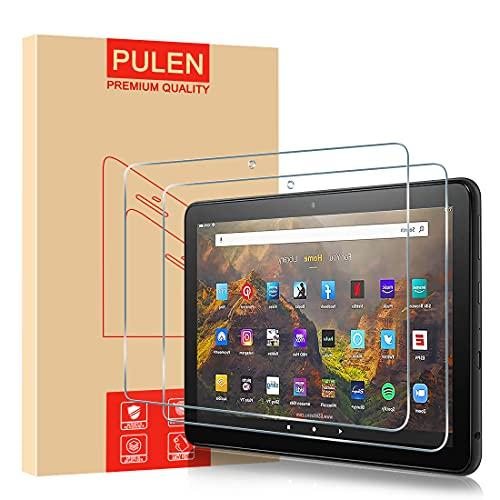 PULEN Protector de Pantalla para New Amazon Fire HD 10/ 10 Kids Edition/ 10 Kids Pro/...