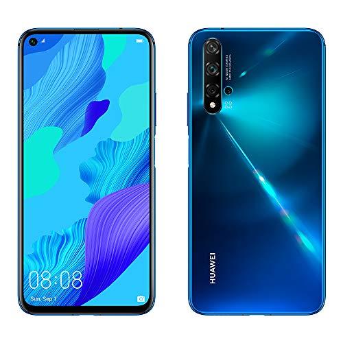 Huawei Nova 5T, Smartphone (6GB de RAM, 128GB de Memoria Interna, 5 Cámaras IA,...