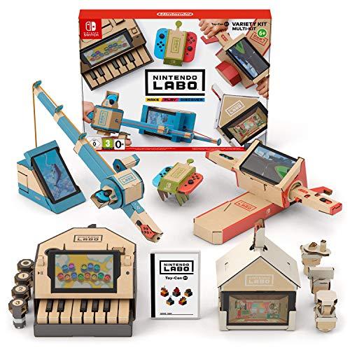 Switch Nintendo Labo: Toy-Con Kit variado