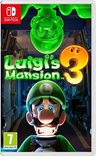 LUIGI'S MANSION 3 (NS)