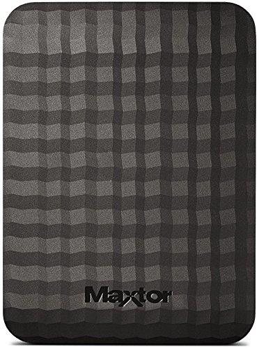 Maxtor STSHX-M500TCBM - Disco duro externo de 500 GB