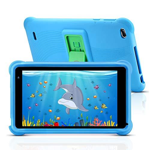 Tablet qunyiCO Android 10.0 GO, para niños, 7 Pulgadas 32GB Cámara WiFi 2GB RAM...