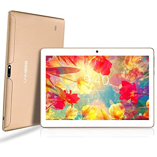 LNMBBS Android 9.0 Tablet de 10'' con WiFi 4GB de RAM y 64 GB de Memoria Tablet PC...