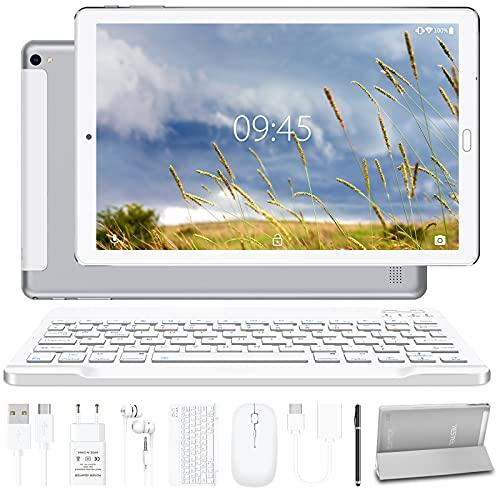 Tablet 10.0 Pulgadas YESTEL Android 10.0 Tablets con 4GB RAM + 64GB ROM - /WiFi |...