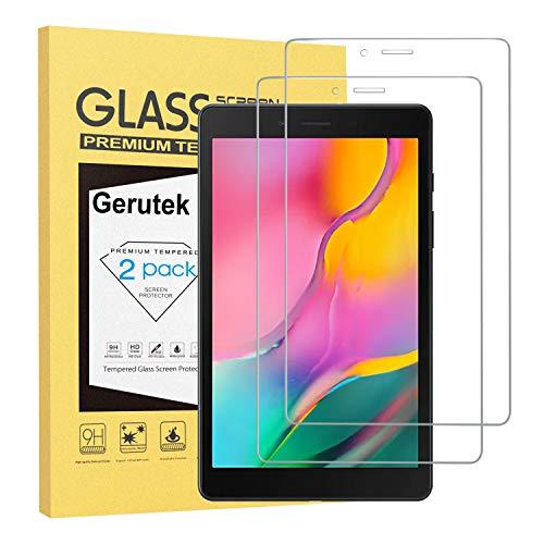 Gerutek [2 Packs] Protector Pantalla para Samsung Galaxy Tab A 8' 2019 SM-T290/T295,...