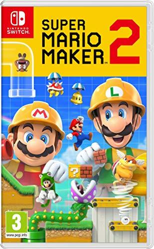 Super Mario Maker 2 - Nintendo Switch [Importación inglesa]