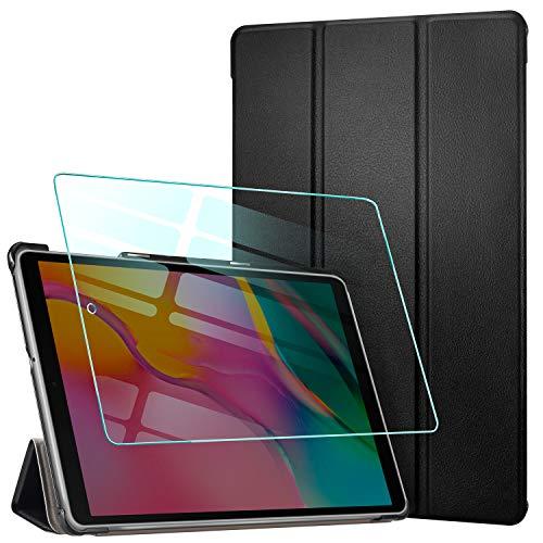 AROYI Funda Protector Pantalla Kompatibel para Samsung Galaxy Tab A T510/T515 10.1...