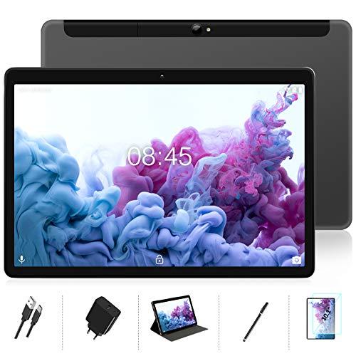 Tablet 10 Pulgadas WI-FI+Cellular 4GB RAM + 64GB ROM Android 10.0 MEBERRY...