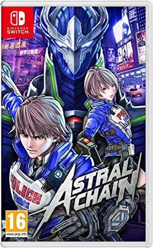 Astral Chain - Nintendo Switch [Importación italiana]
