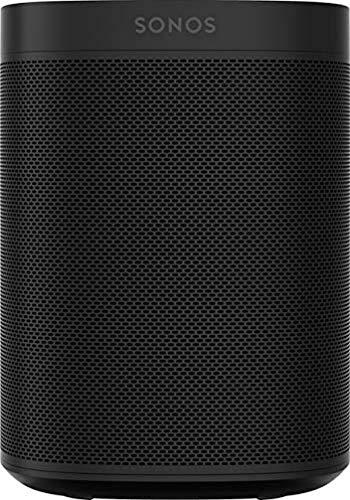 Sonos | One Altavoz Inalámbrico, Conexión red WiFi, Control por Voz, Asistente...