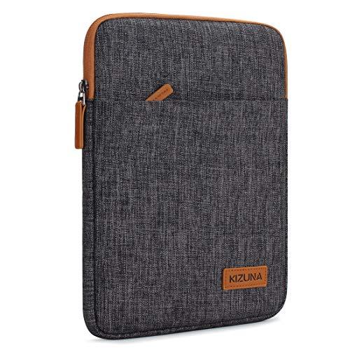 KIZUNA Funda para tablet de 10 a 10,1 pulgadas, resistente al agua, funda para iPad...