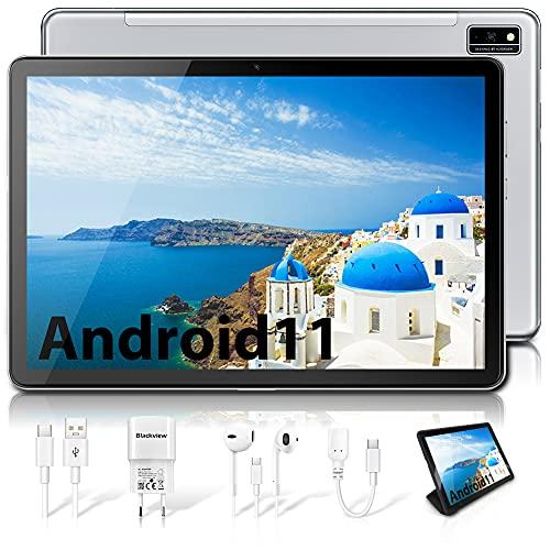 Blackview Tab10 Tablet 10.1 Pulgadas, Android 11 Ultrar-Rápido Tableta 5G WiFi 4G...