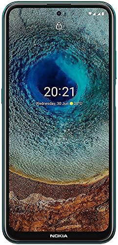 """Nokia X10 - Smartphone de 6.67"""" FHD+ (5G, 1080x2400, 6 GB de RAM, Memoria Interna..."""