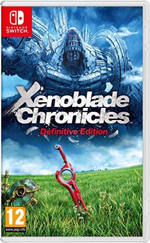 Xenoblade Chronicles - Definitive Edition /Switch [ ] [Importación alemana]