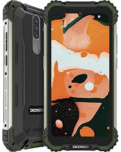 DOOGEE S58 Pro (2021) Móvil Resistente 6GB+64GB, 5180mAh, Cámara Triples...