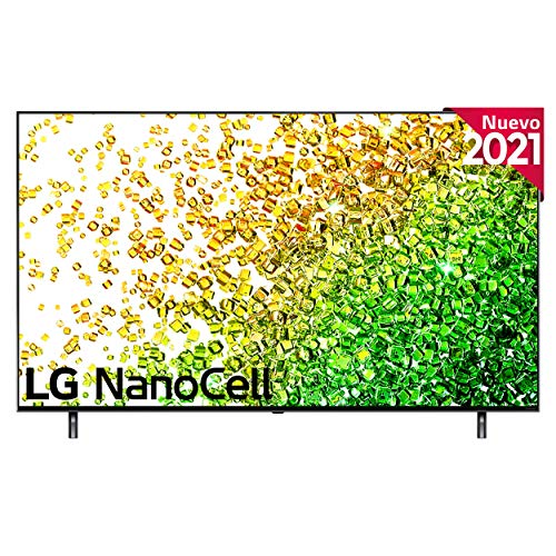 LG NanoCell 55NANO85-ALEXA 2021-Smart TV 4K UHD 139 cm (55') con Inteligencia...