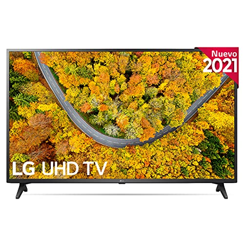 LG 50UP7500-ALEXA 2021-Smart TV 4K UHD 126 cm (50') con Procesador Quad Core, HDR10...
